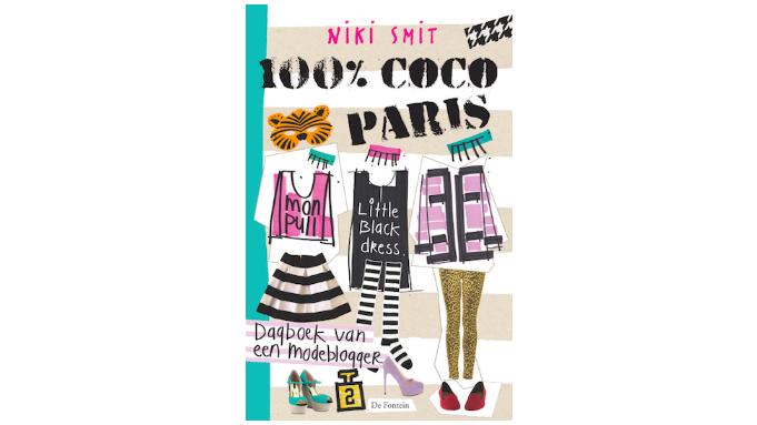 Het nieuwe boek van Niki Smit: 100% Coco Paris