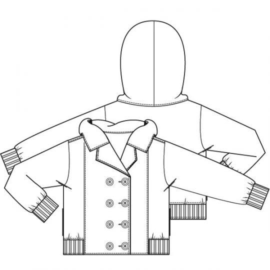 Colbertsweater (Print)-789801