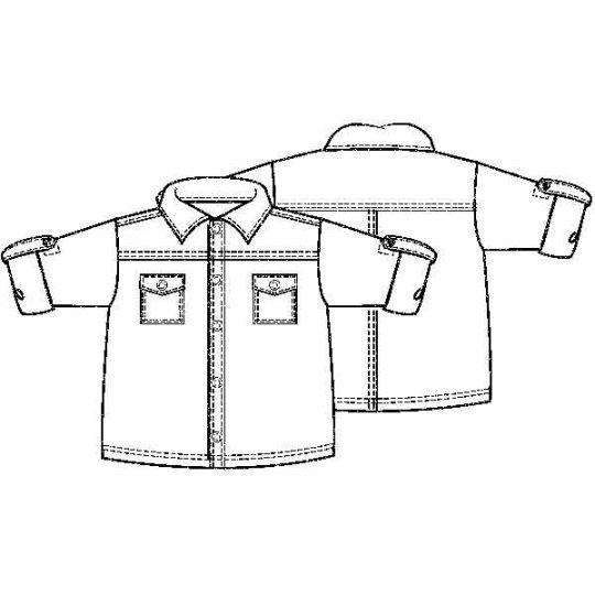 Overhemdje (Print)-790353