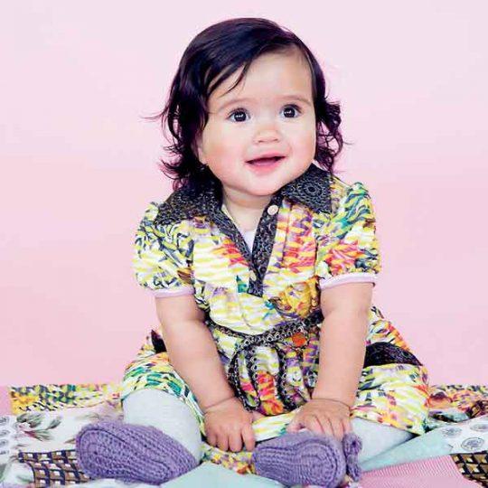 Jurk blouse en top in één (Post patroon)-788643