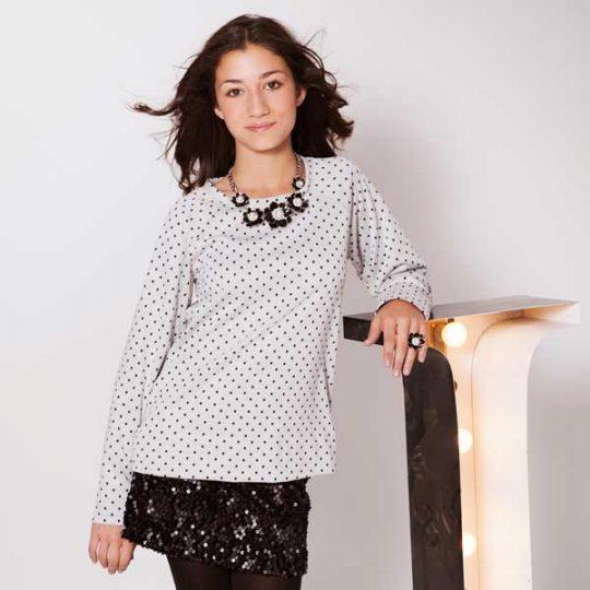 Lange sweater (Post-patroon)-789884