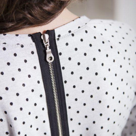 Lange sweater (Post-patroon)-789886