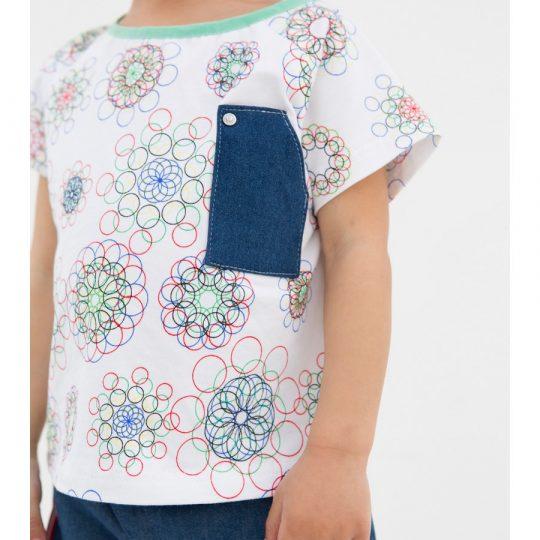 T-shirt (post patroon)-793768