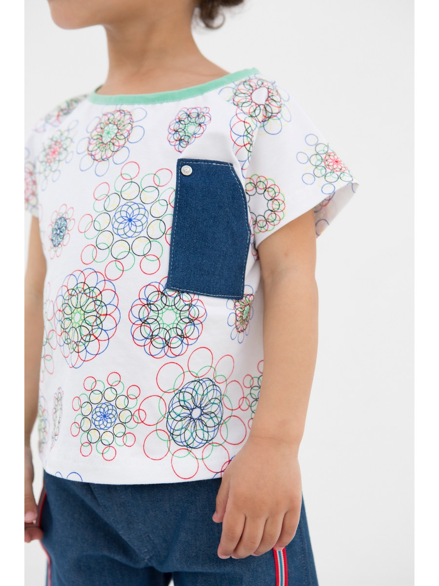 T-shirt (post patroon)-0