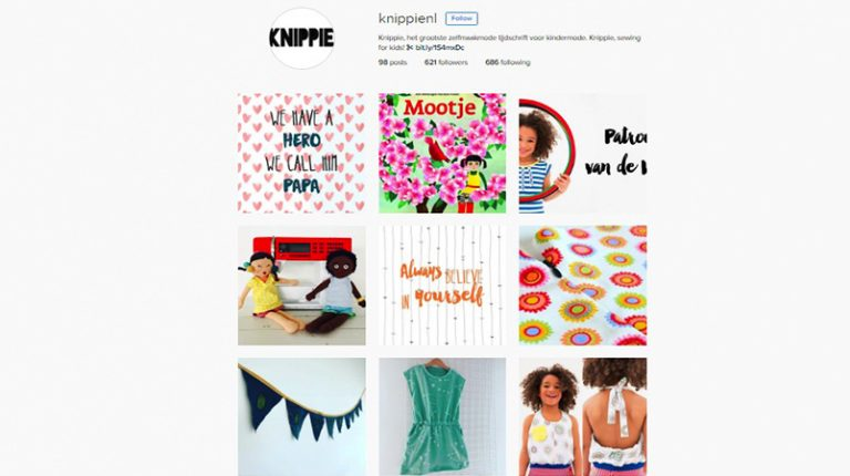 KNIPPIE INSTAGRAM