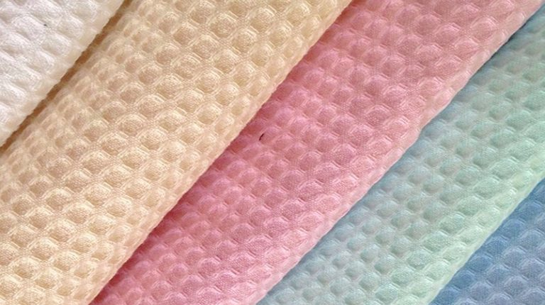 Fabric Fact: Wafeldoek