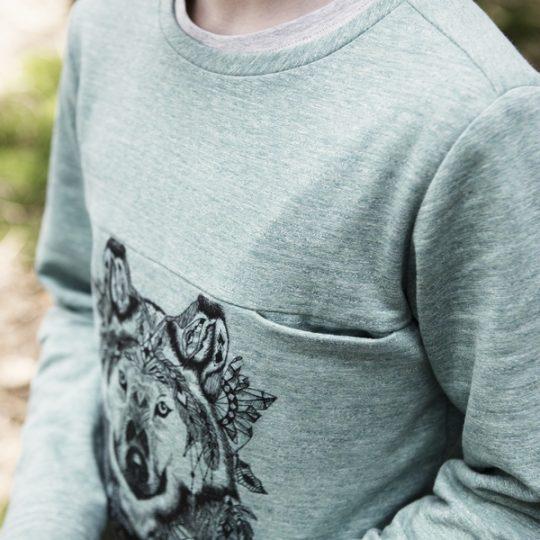 T-shirt (post patroon)-790736