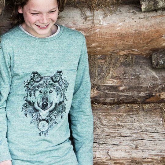 T-shirt (post patroon)-790738