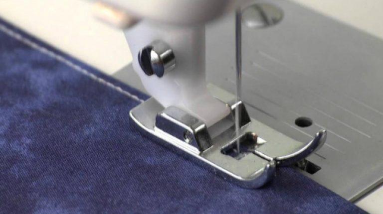 Naaitip: verschillende naaimachine voetjes