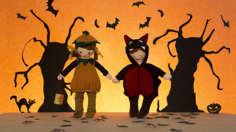 Halloween met Lotte & Luuk