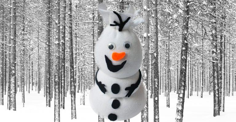 DIY: Let it snow, let it snow…