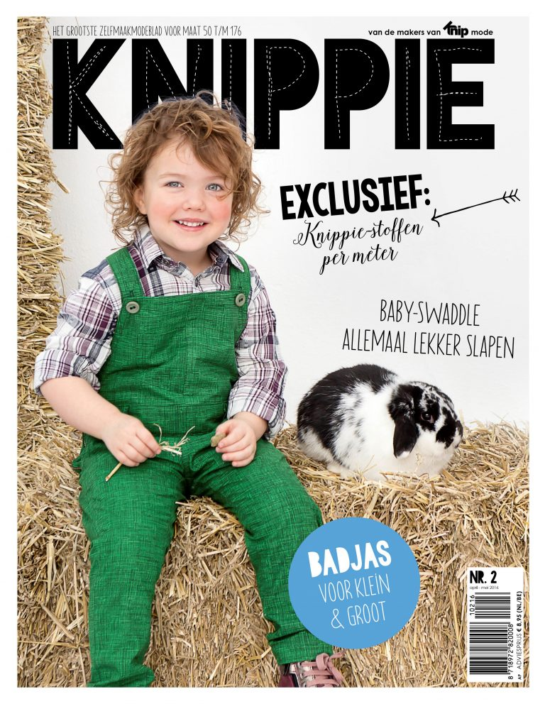 Knippie april/mei 2016