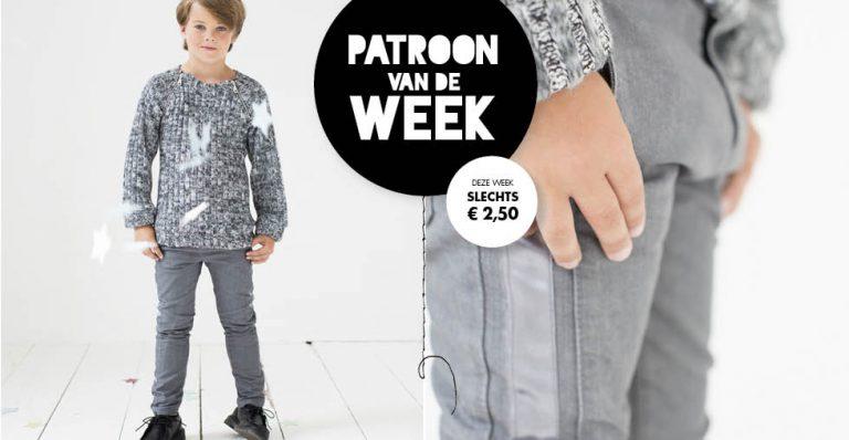 Patroon van de week