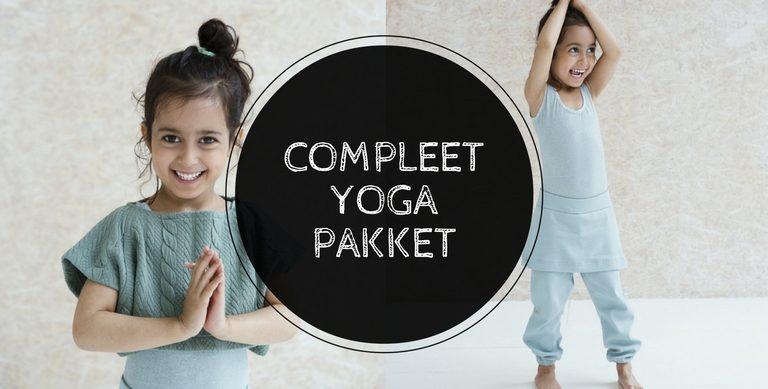 Patroon compleet yogapakje