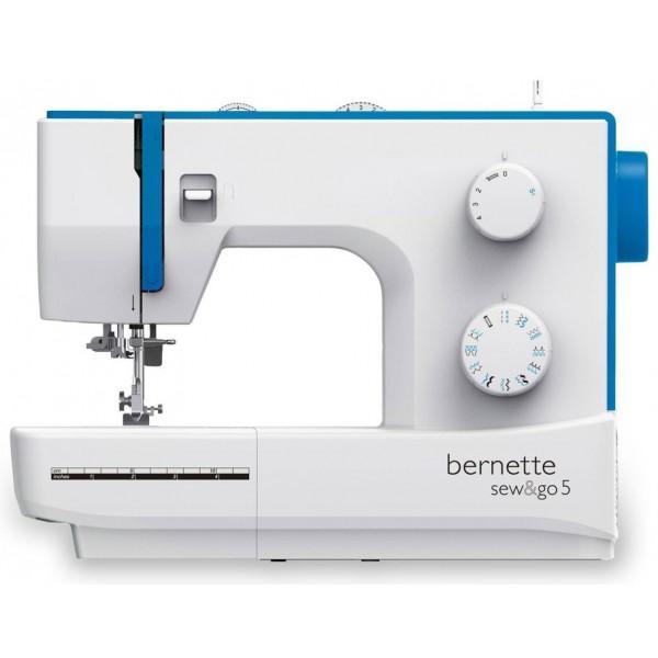 BERNETTE SEW&GO 5 naaimachine