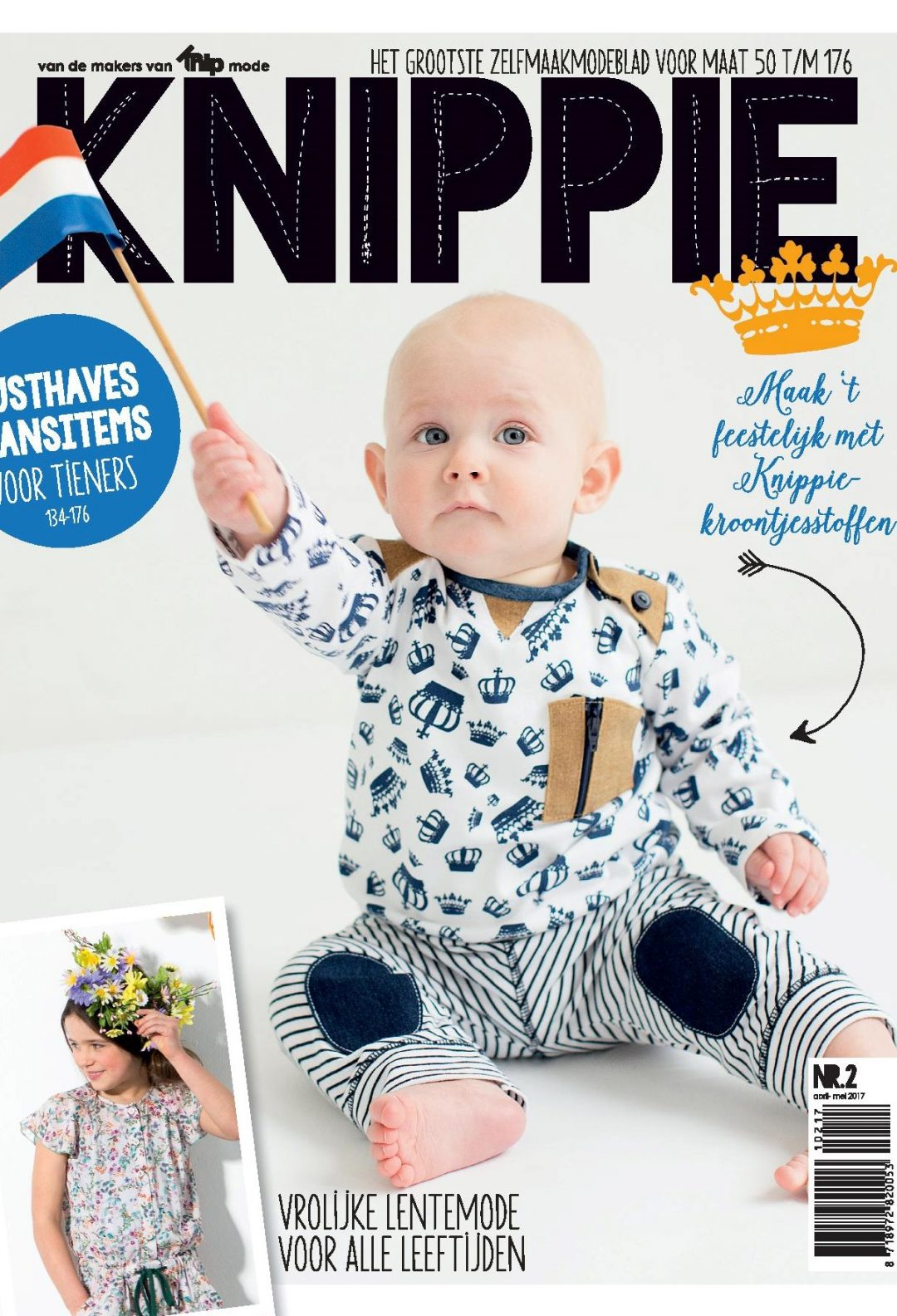 Knippie editie 2 2017 april/mei