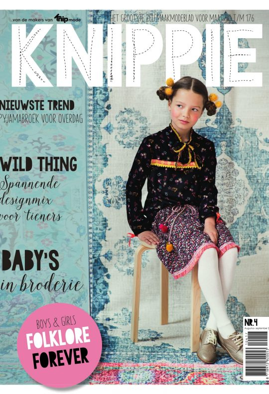 Knippie editie 4 augustus/september