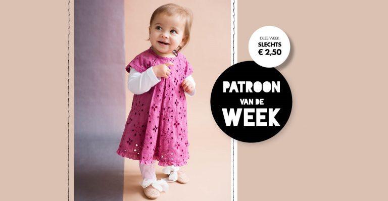 Patroon van de week | Jurkje