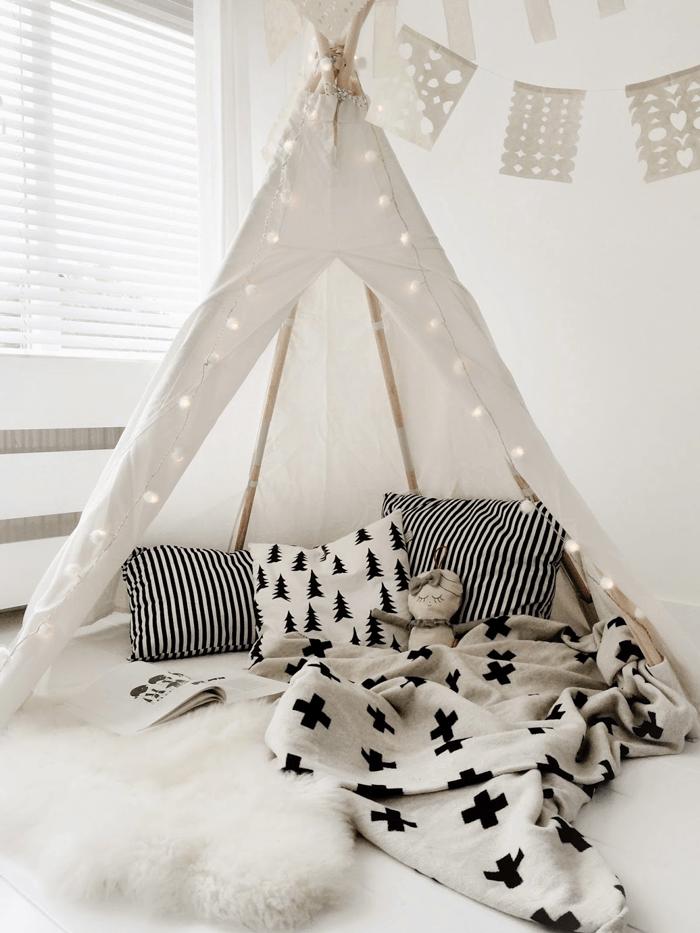 5x de leukste DIY tipi's en tenten