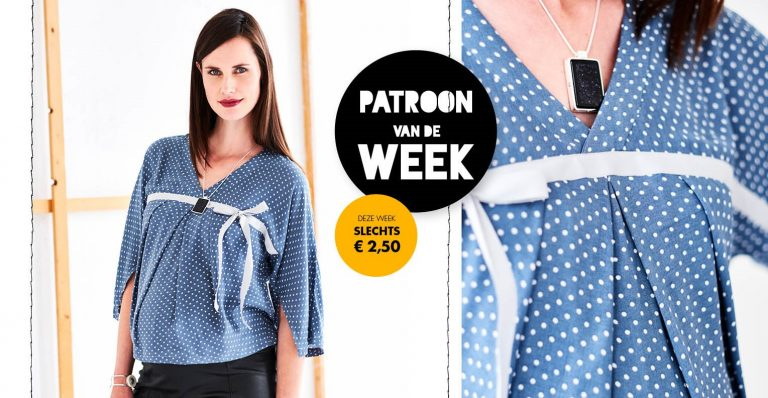 Patroon van de week | Hot mama