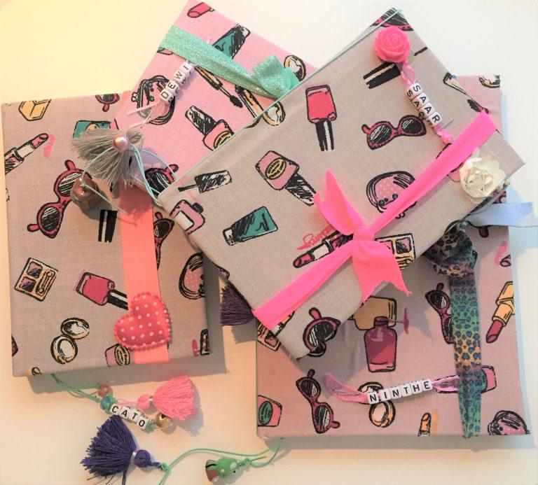 DIY | Dagboek maken