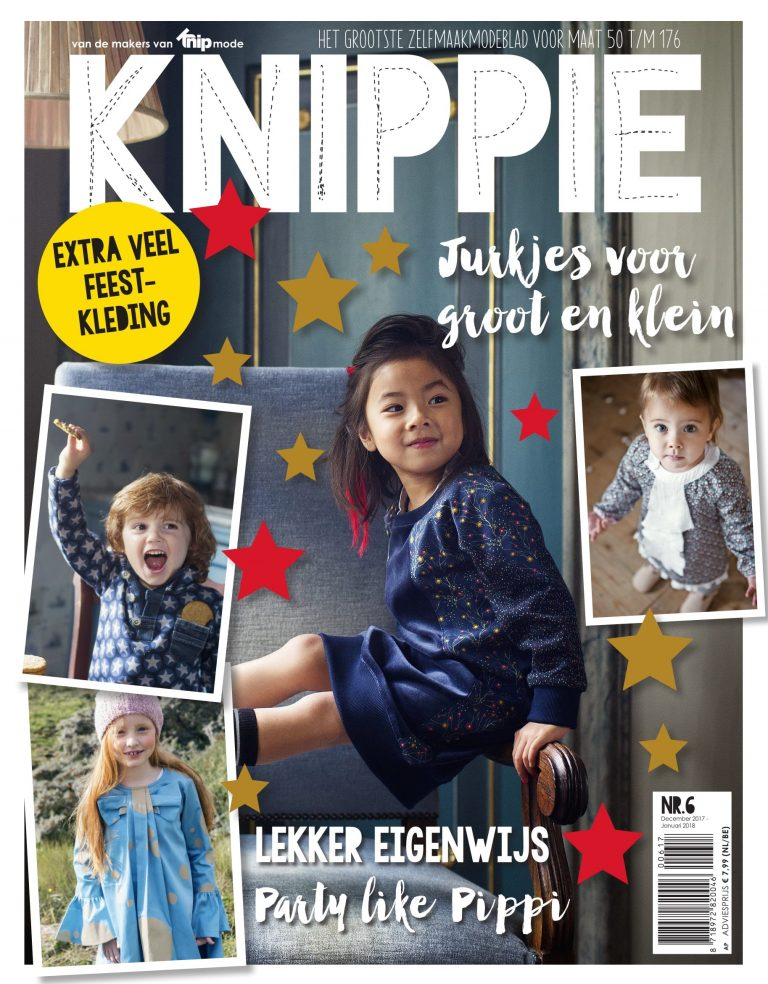 KNIPPIE december/januari 2017/2018