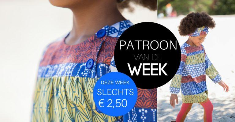 Patroon van de week | Jurk