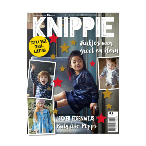 Knippie editie 6 december/januari 2017