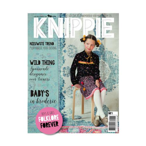 Knippie editie 4 augustus/september