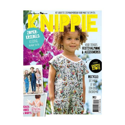 Knippie editie 3 2017 juni/juli