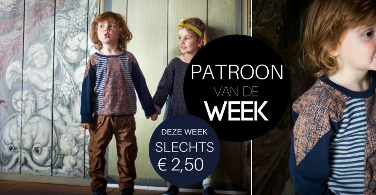 Patroon van de week | Sweater
