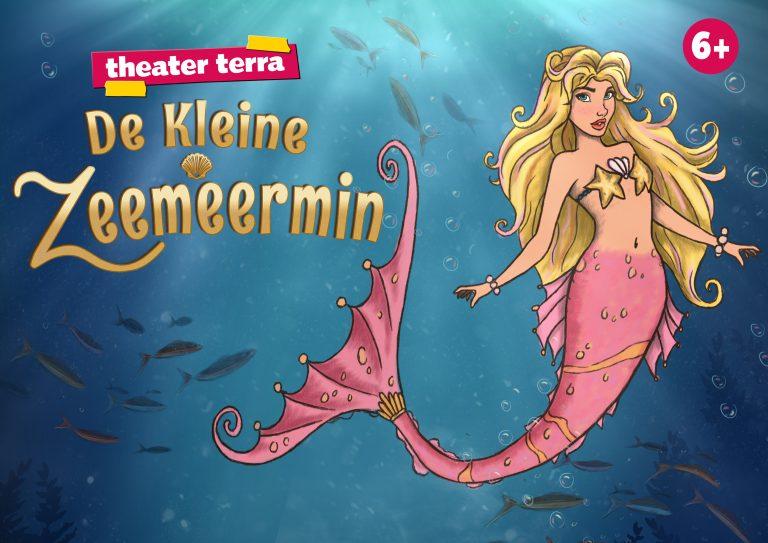 """WIN! Kaartjes voor """"de Kleine Zeemeermin"""""""