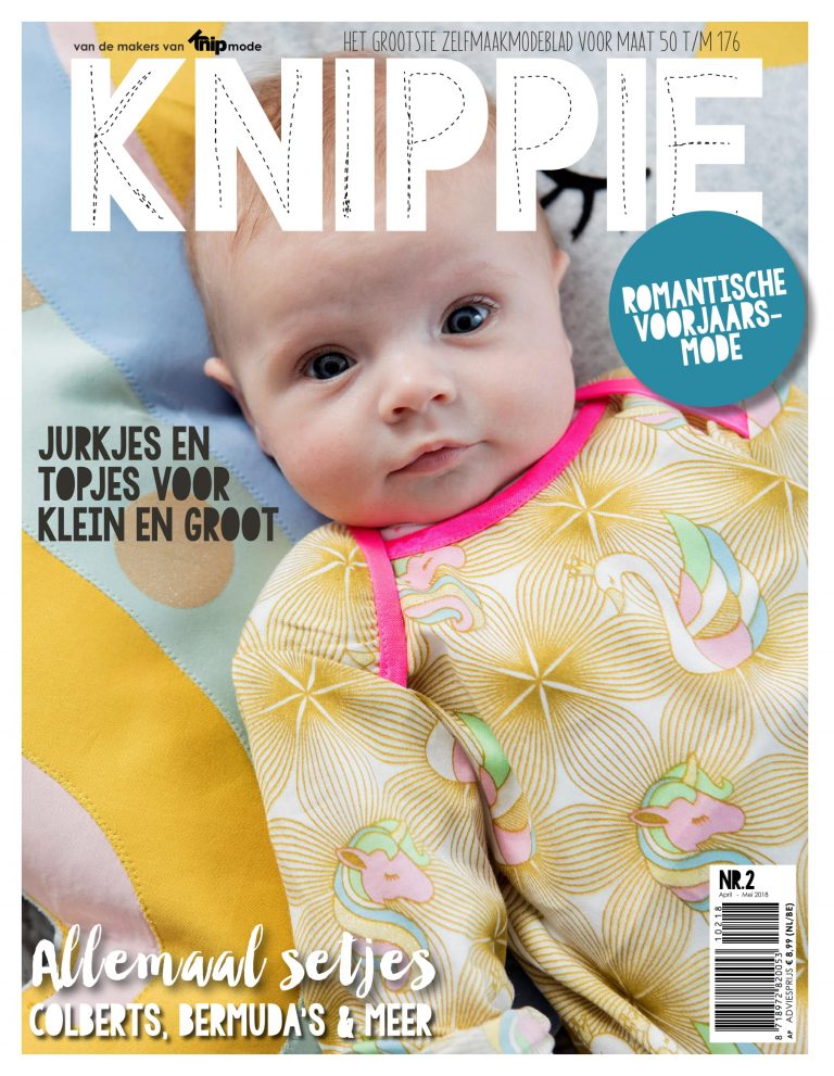 Knippie april/mei 2018