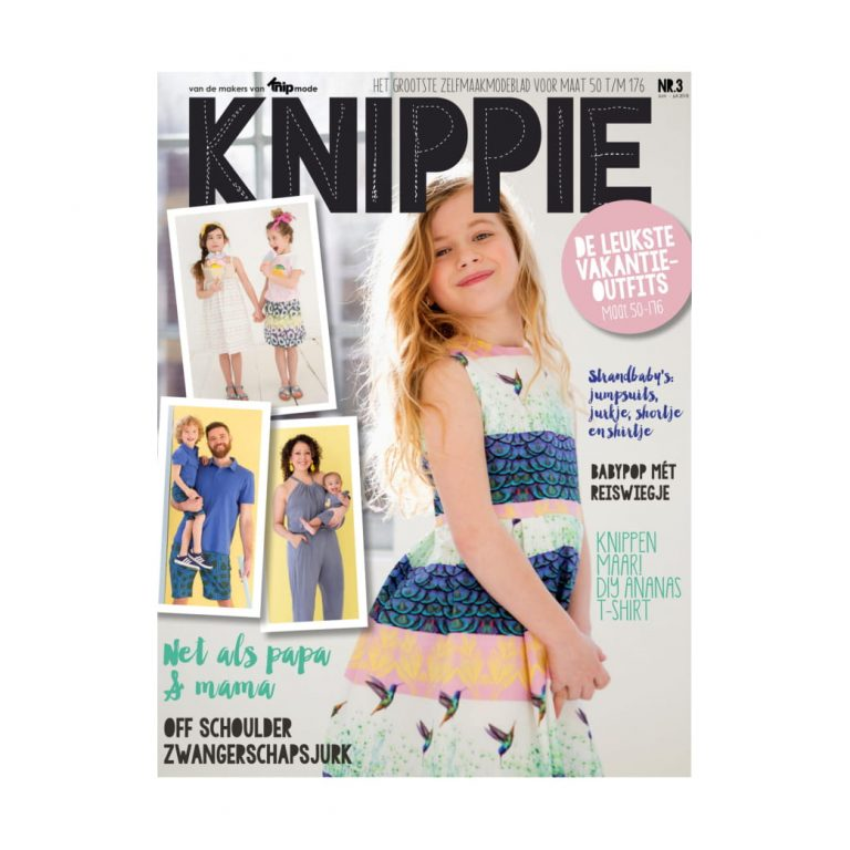 Knippie editie 3 juni/juli 2018