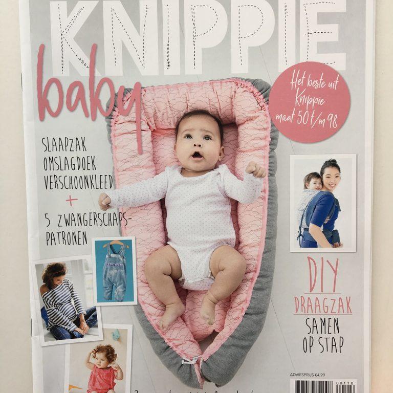 Knippie baby | nu in de winkel