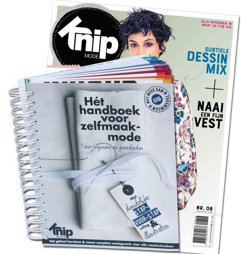 6x Knippie + handboek met 47orting