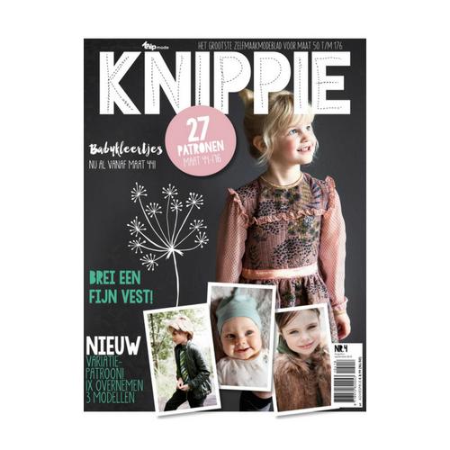 Knippie editie 4 augustus/september 2018