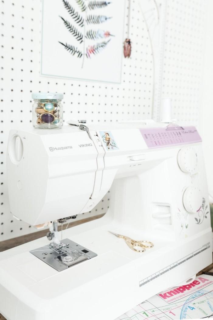 Zelf naaien is niet alleen leuk maar ook duurzaam.