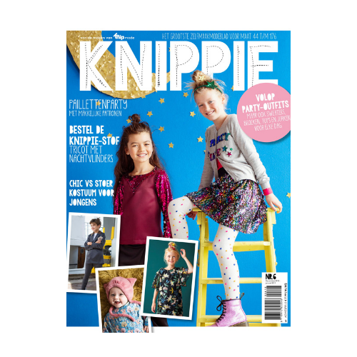 Knippie editie 6 december/januari 2019