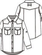KNIPkids 1 overhemd 20