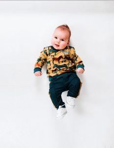 KNIPkids 1 sweater 4 broek 7